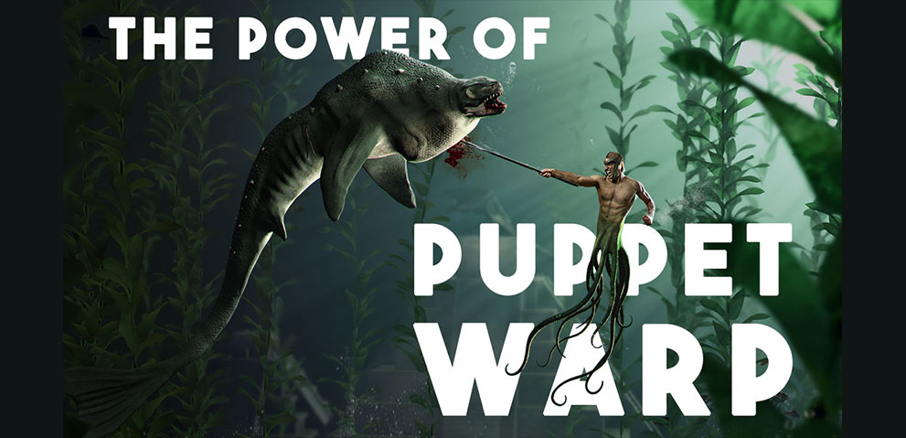 Puppet warp sajt