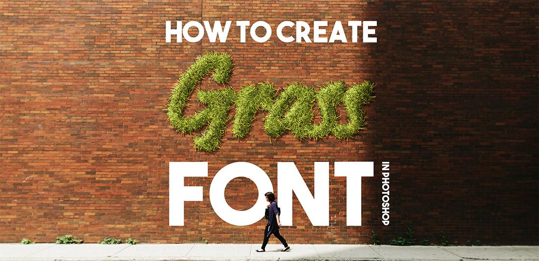 Grass font sajt