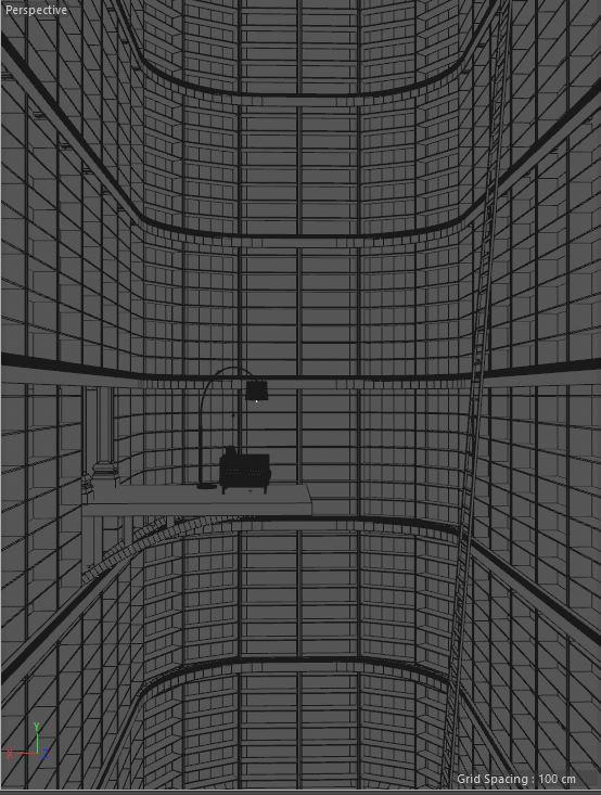 3D view