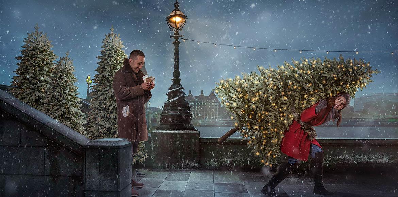 Christmas tree nsp