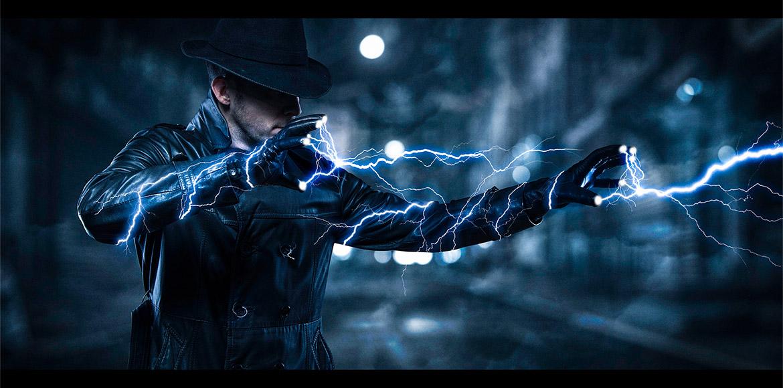 Lightning effect nsp