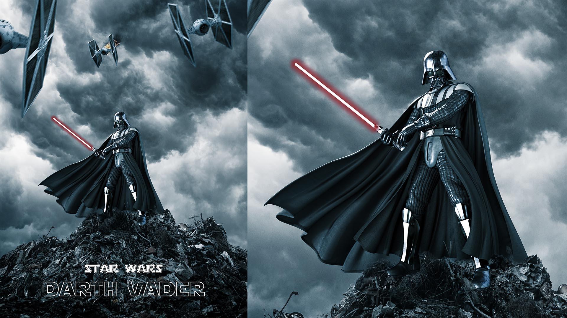 Darth Vader YT 2