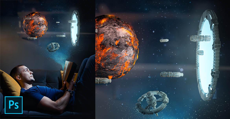space scene nsp