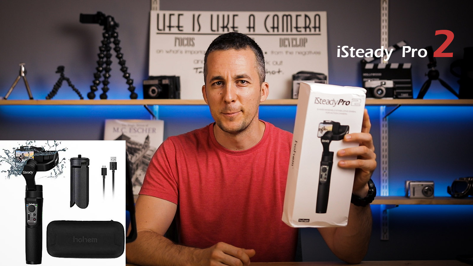 isteady pro 2 review yt