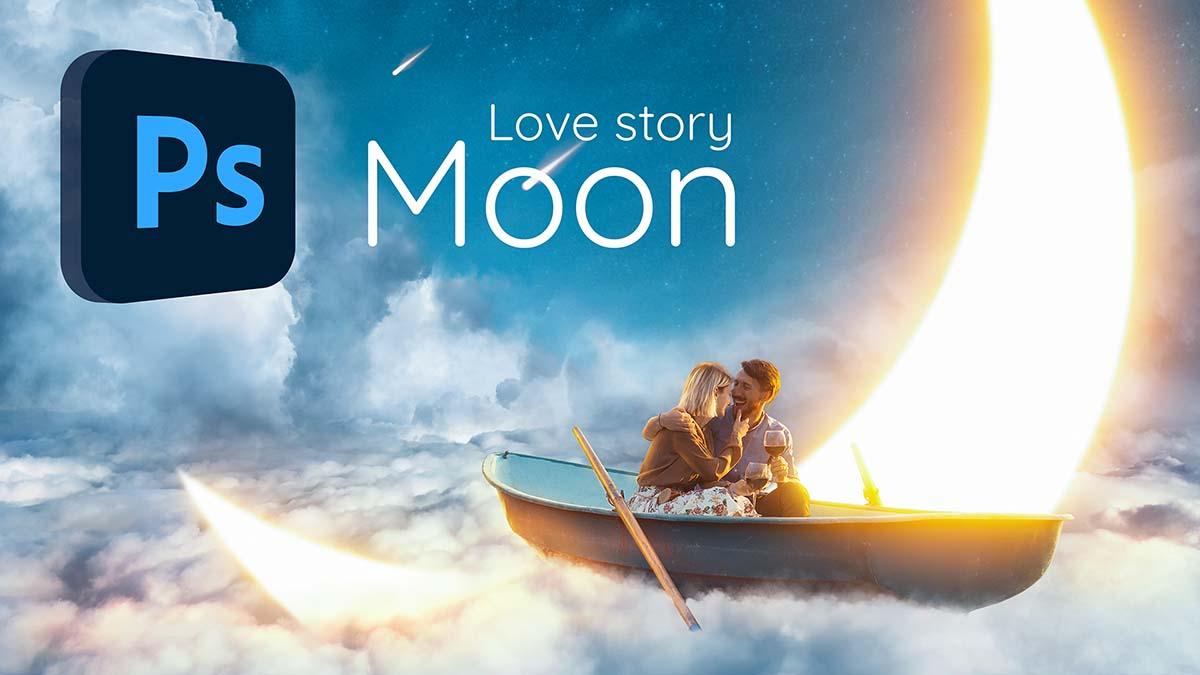 Moon love story