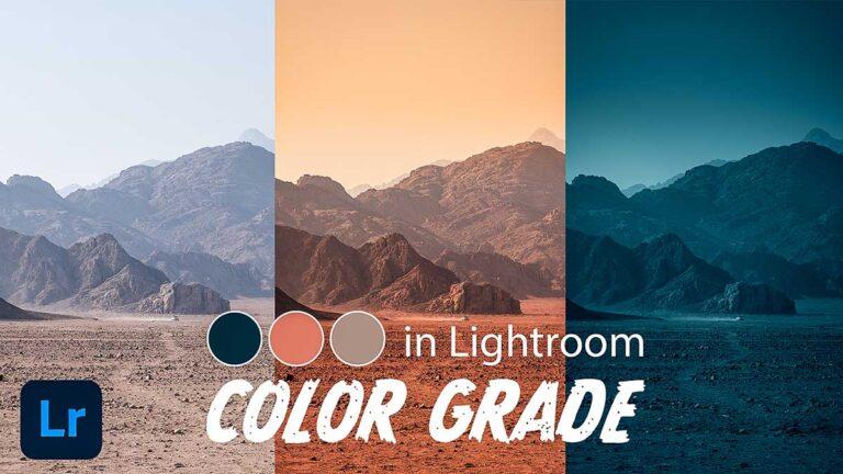 CC in Lightroom