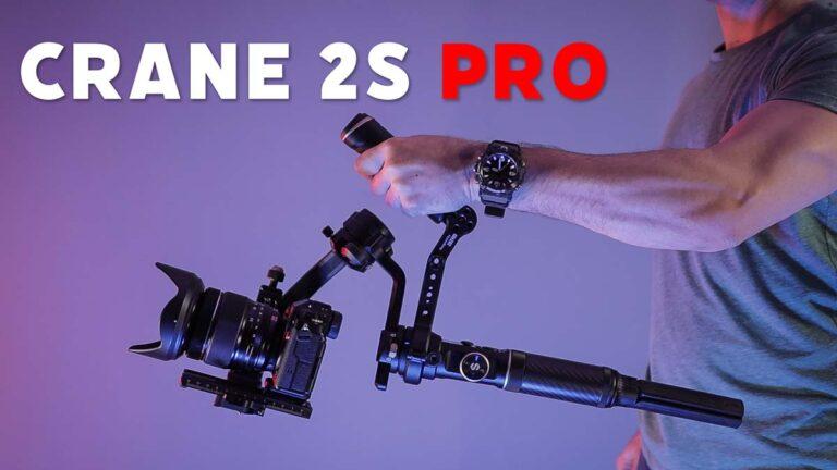 Crane 2S pro