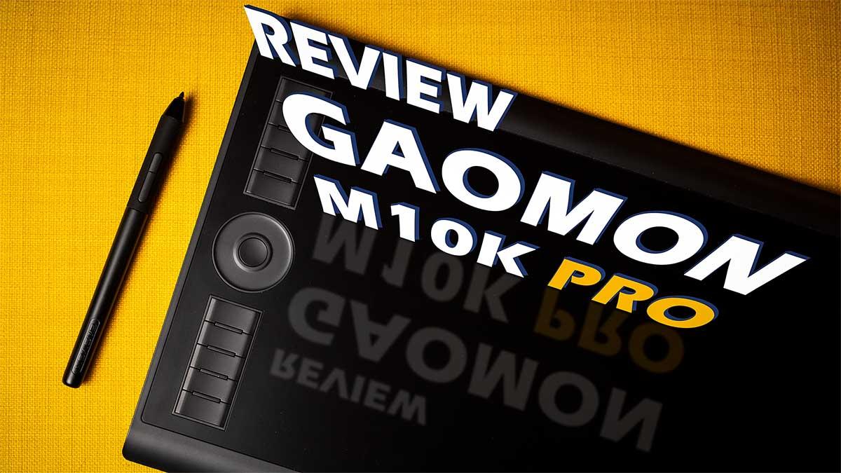 Gaomon M10K Pro