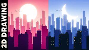2D Cityscape