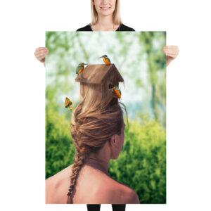 enhanced matte paper poster cm 70x100 cm person 6103c7be508ae
