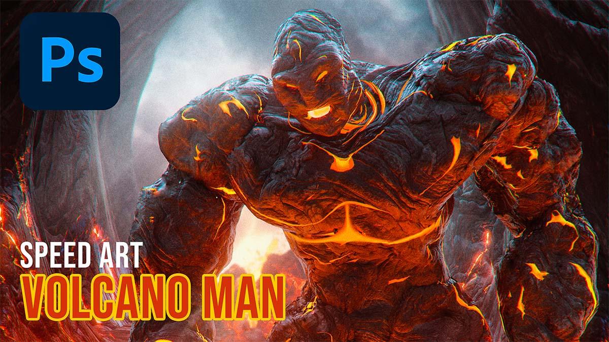 Volcano Man